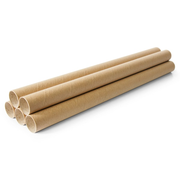 Replacement cardboard tubes for GraphicWally®