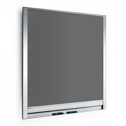 LW-P Wall Pinboard: 82,5 x 108 cm / 32.4 x 42 inches