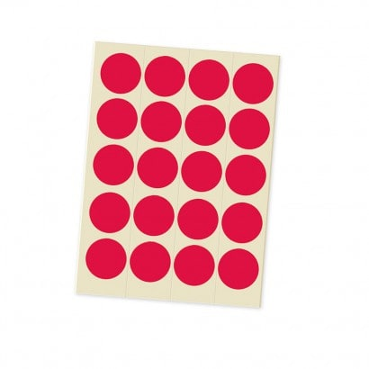 Marking Dots - sheets